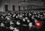 Image of meeting Moscow Russia Soviet Union, 1947, second 60 stock footage video 65675032350