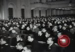 Image of meeting Moscow Russia Soviet Union, 1947, second 62 stock footage video 65675032350