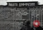 Image of Beet Kolkhoz Commune of Paris cotton Kolkhoz North Star Kolkhoz Kiev Ukraine, 1947, second 60 stock footage video 65675032359