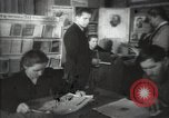Image of A public library in the Soviet Union Soviet Union, 1948, second 8 stock footage video 65675032363