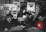 Image of A public library in the Soviet Union Soviet Union, 1948, second 10 stock footage video 65675032363