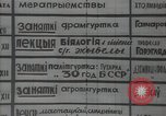 Image of A public library in the Soviet Union Soviet Union, 1948, second 32 stock footage video 65675032363