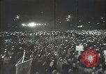Image of peace meeting Budapest Hungary, 1948, second 13 stock footage video 65675032365