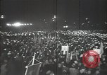 Image of peace meeting Budapest Hungary, 1948, second 14 stock footage video 65675032365