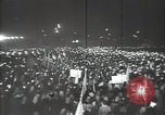 Image of peace meeting Budapest Hungary, 1948, second 15 stock footage video 65675032365