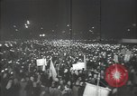 Image of peace meeting Budapest Hungary, 1948, second 16 stock footage video 65675032365