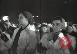 Image of peace meeting Budapest Hungary, 1948, second 22 stock footage video 65675032365