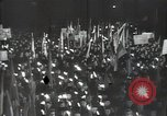 Image of peace meeting Budapest Hungary, 1948, second 25 stock footage video 65675032365