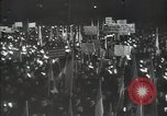 Image of peace meeting Budapest Hungary, 1948, second 29 stock footage video 65675032365