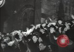 Image of peace meeting Budapest Hungary, 1948, second 33 stock footage video 65675032365