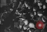 Image of peace meeting Budapest Hungary, 1948, second 48 stock footage video 65675032365