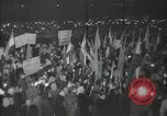 Image of peace meeting Budapest Hungary, 1948, second 55 stock footage video 65675032365