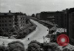 Image of citizens up-keeping the village Podolsk Russia, 1949, second 15 stock footage video 65675032370