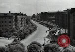 Image of citizens up-keeping the village Podolsk Russia, 1949, second 20 stock footage video 65675032370