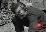 Image of citizens up-keeping the village Podolsk Russia, 1949, second 25 stock footage video 65675032370
