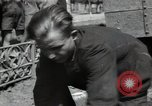 Image of citizens up-keeping the village Podolsk Russia, 1949, second 26 stock footage video 65675032370