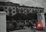 Image of citizens up-keeping the village Podolsk Russia, 1949, second 30 stock footage video 65675032370