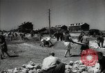 Image of citizens up-keeping the village Podolsk Russia, 1949, second 33 stock footage video 65675032370