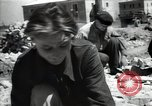 Image of citizens up-keeping the village Podolsk Russia, 1949, second 36 stock footage video 65675032370