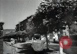 Image of citizens up-keeping the village Podolsk Russia, 1949, second 39 stock footage video 65675032370