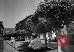 Image of citizens up-keeping the village Podolsk Russia, 1949, second 40 stock footage video 65675032370