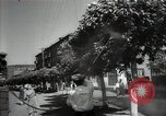 Image of citizens up-keeping the village Podolsk Russia, 1949, second 41 stock footage video 65675032370