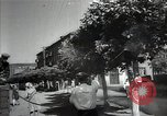 Image of citizens up-keeping the village Podolsk Russia, 1949, second 42 stock footage video 65675032370