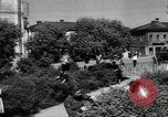 Image of citizens up-keeping the village Podolsk Russia, 1949, second 48 stock footage video 65675032370
