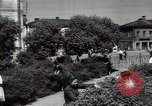 Image of citizens up-keeping the village Podolsk Russia, 1949, second 50 stock footage video 65675032370