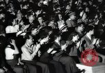 Image of Paul Robeson entertaining Moscow Russia Soviet Union, 1949, second 26 stock footage video 65675032371
