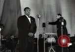 Image of Paul Robeson entertaining Moscow Russia Soviet Union, 1949, second 30 stock footage video 65675032371
