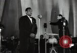 Image of Paul Robeson entertaining Moscow Russia Soviet Union, 1949, second 32 stock footage video 65675032371