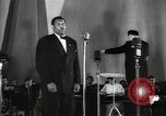 Image of Paul Robeson entertaining Moscow Russia Soviet Union, 1949, second 46 stock footage video 65675032371