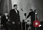 Image of Paul Robeson entertaining Moscow Russia Soviet Union, 1949, second 62 stock footage video 65675032371