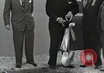 Image of Harry S Truman at Wake Forest College ground breaking ceremony Winston-Salem North Carolina USA, 1951, second 28 stock footage video 65675032376