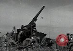 Image of US 24th Infantry soldiers firing from tank United States USA, 1947, second 2 stock footage video 65675032380