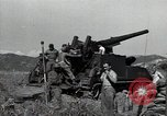 Image of US 24th Infantry soldiers firing from tank United States USA, 1947, second 24 stock footage video 65675032380
