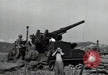 Image of US 24th Infantry soldiers firing from tank United States USA, 1947, second 26 stock footage video 65675032380