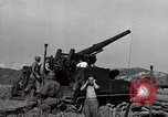 Image of US 24th Infantry soldiers firing from tank United States USA, 1947, second 27 stock footage video 65675032380
