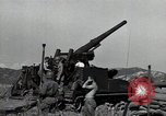 Image of US 24th Infantry soldiers firing from tank United States USA, 1947, second 30 stock footage video 65675032380