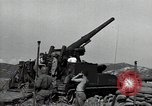 Image of US 24th Infantry soldiers firing from tank United States USA, 1947, second 31 stock footage video 65675032380