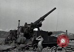 Image of US 24th Infantry soldiers firing from tank United States USA, 1947, second 32 stock footage video 65675032380