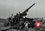 Image of US 24th Infantry soldiers firing from tank United States USA, 1947, second 33 stock footage video 65675032380