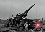Image of US 24th Infantry soldiers firing from tank United States USA, 1947, second 34 stock footage video 65675032380