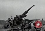 Image of US 24th Infantry soldiers firing from tank United States USA, 1947, second 35 stock footage video 65675032380