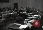 Image of UN Security Council New York City USA, 1951, second 18 stock footage video 65675032387