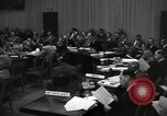 Image of UN Security Council New York City USA, 1951, second 19 stock footage video 65675032387