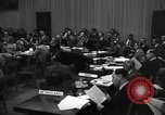 Image of UN Security Council New York City USA, 1951, second 20 stock footage video 65675032387