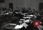 Image of UN Security Council New York City USA, 1951, second 21 stock footage video 65675032387
