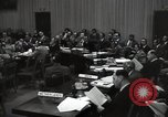 Image of UN Security Council New York City USA, 1951, second 22 stock footage video 65675032387